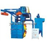 Q15GN/Q28GN Tumble Belt Type Shot Blasting Machine