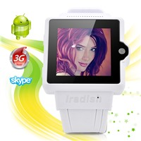 android 4.2 3g smart phone wrist watch smartphone