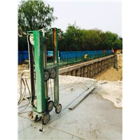 Concrete Wire Cutter & Wire Cutting Machine