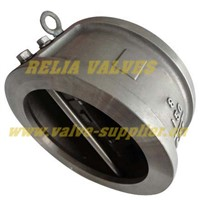 double disc check valve & butterfly check valve