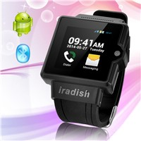 tablet with 3g mobile phone function wrist watch smartphone
