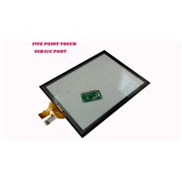 15inch milti-point capacitive touch screen