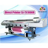 digital textile printer for any fabric,polyester, cotton, silk