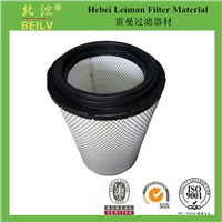 265045 air filter manufacturer wood pulp paper auto Air filter heavy truck filter mesh filter