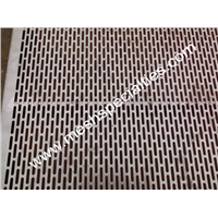 304 & 316 Perforated Stainless Steel Sheet