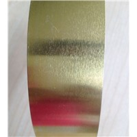 Gold Lacquered Tinplate Coil