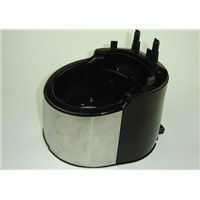 Water tank for coffeemaker mold