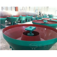Mining used Wet pan mill Famous brand Henan Bailing Brand