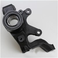 YAMAHA RHINO 660 450 FRONT LEFT & RIGHT STEERING KNUCKLE