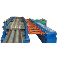 highway guardrail roll forming amchine