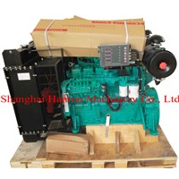 Cummins 6BTA5.9-G series diesel engine for generator set and pump set driving