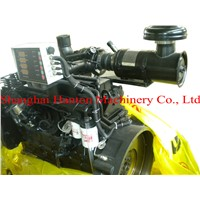 Cummins 6CTA8.3-C series engine for truck and construction and engineering machineries
