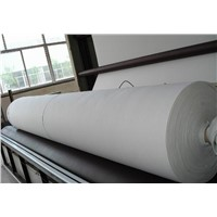 PET Staple Fiber Nonwoven Geotextile Fabric