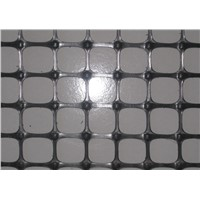 PP Plastic Biaxial Geogrid Fabric