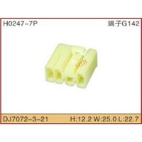 7 pin female automotive electrical connector
