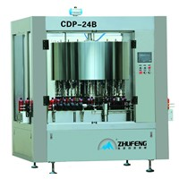 CDP-24BRotating Time Conrol Liquid Filling Machine