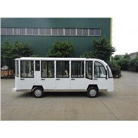 Electric car with closed door,14 seats, CE certificate