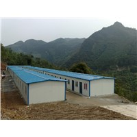 Prefab Cheap House Portable House for Construction Site
