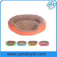 Cheap Pet Beds Waterproof Cloth Cotton Soft Fleece Cozy Dog Bed Products
