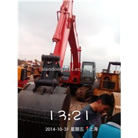 Hitachi used excavator EX1200 original from Japan