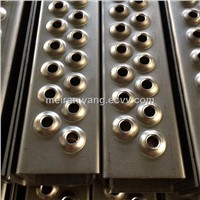 Stainless Steel Ladder Rungs/aluminum ladder rungs/steel ladder rungs