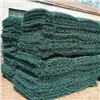 wire dia 2.7mm pvc coated gabion box stone cage