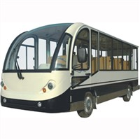14 seats, electric shuttle bus, CE certificate