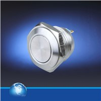 16mm momentary stainless steel push button switch 3A  250V