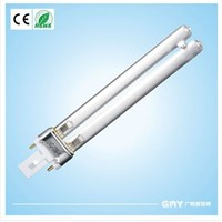 11W Germicidal UV Lamp with Quartz Tube