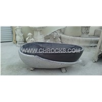 Shanxi Black Granite Bathtub,Stone Bathtub,Granite Bathtub,Marble Bathtub