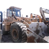used 966F loader ,966F wheel loader ,front wheel loader ,original caterpillar  966F wheel loader