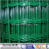 Square Hole Shape PVC Welded Wire Mesh Factory