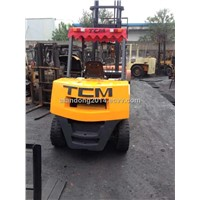 5Ton used TCM forklift on sale