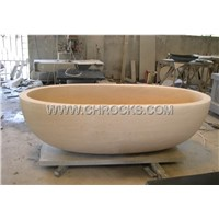Beige Marble Bathtub,Marble Bathtub,Stone Bathtub,Granite Bathtub
