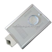 New technology Integrated LED Solar Garden Light 12W