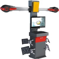 Precision tyre changer 3D wheel alignment equipment S3D-718S