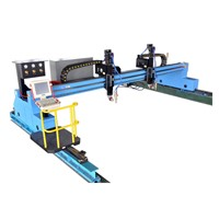 ProCut series of small high-speed precision CNC plasma / flame cutting machine