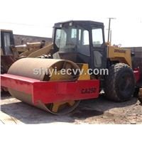 Used Single Drum CA25D Dynapac Roller CA30D CA251D