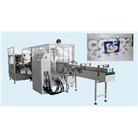 TP-M30R Multi Rolls Tissue Packing Machine