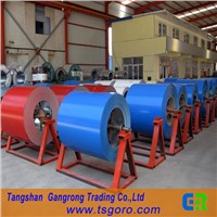 ppgi colored steel sheet coil
