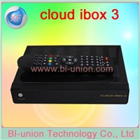 2015 factory price cloud ibox 3 satellite receiver for all over the world