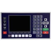 3 axis 3.5 Inch Color LCD CNC controller for lathe mill machine stepper motor