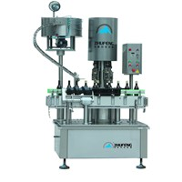 FG-4 Full-automatic Rotary Aluminum Screw Capping Machine