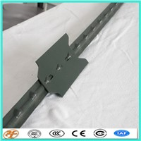 Factory Provide Farm Fence Studded T Post(USA Type)