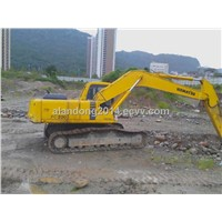 Original Japan Used KOMATSU PC200 Excavator For Sale