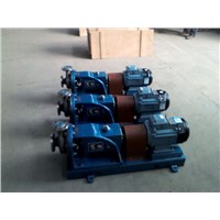 Titanium Pump for sodium hypochlorite