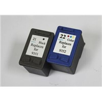 Compatible Ink Cartridges for HP21,hp22 (HP C9351AE/ C9352AE )