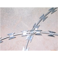 Concertina razor wires, BTO-22 razor barbed wire