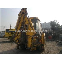 Good working condition but low price JCB 3CX used backhoe loader