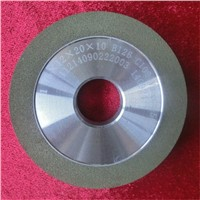 Resin bond diamond & CBN grinding wheel for crankshaft and camshaft